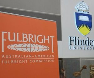 Fulbright SA Sponsors, Flinders University Hosted the event on campus in Adelaide