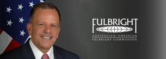 Fulbright Executive Director Thomas Dougherty