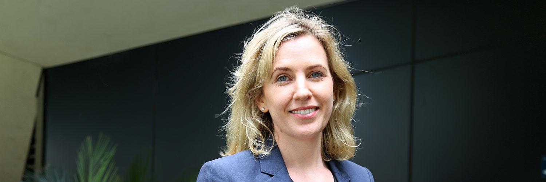 Dr Claire Higgins, Kaldor Centre, UNSW