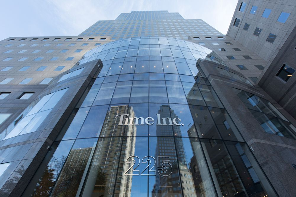 Time Magazine's Headquarters