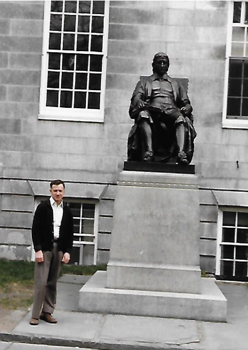 Beside John Harvard's Statute